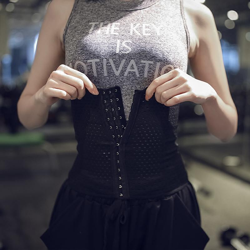 Фитнес новый тонкая модель тело скульптуры одежда пояс женщина движение туника группа фитнес живот пояс живот туника клип тонкий ремень