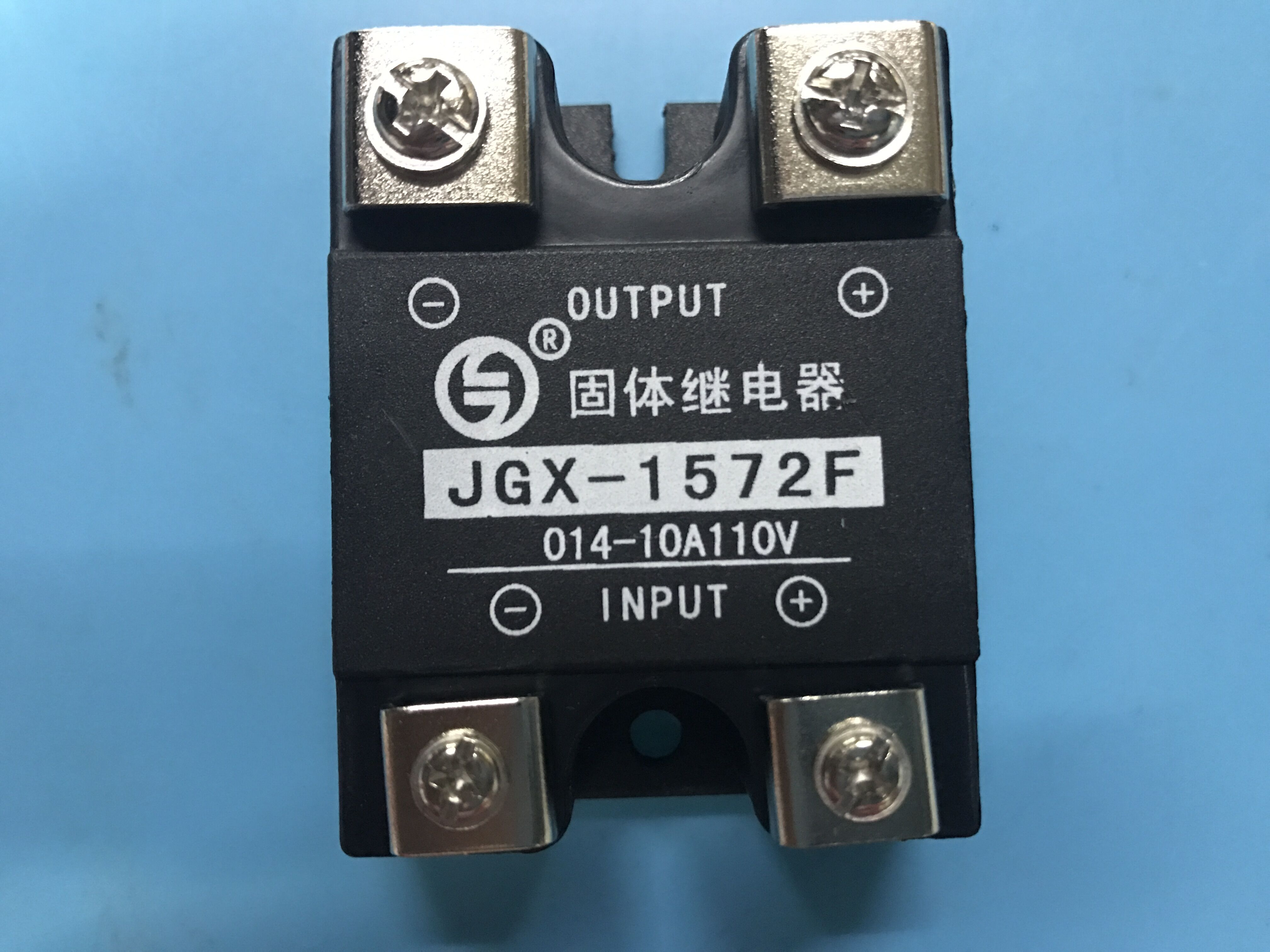Genuine national crown solid state relay SSR JGX-1572F 014