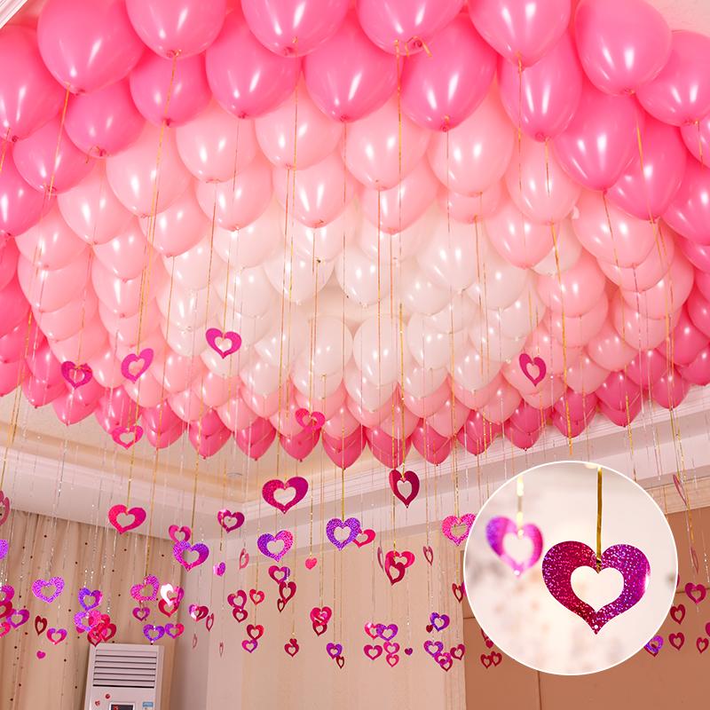 Usd 10 01 Wedding Wedding Balloon Wedding Room Decoration Set