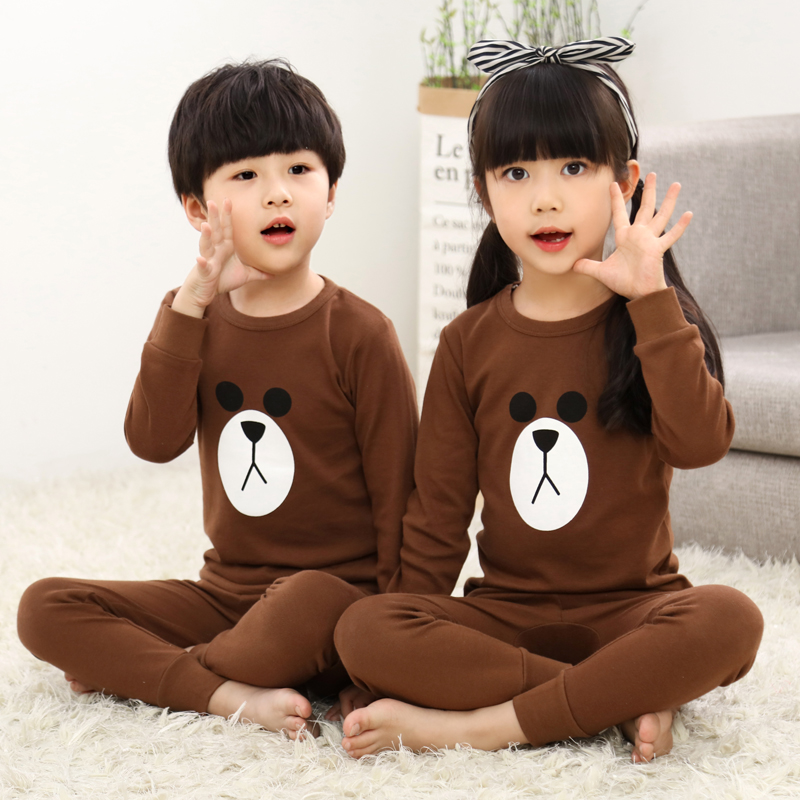 Brown Coffee Bear Set Bman