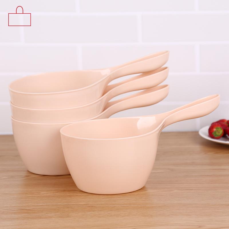 [闪闪优品 水勺厨房水瓢勺] утепленный [塑料水舀子家用长柄水壳舀水勺水漂]