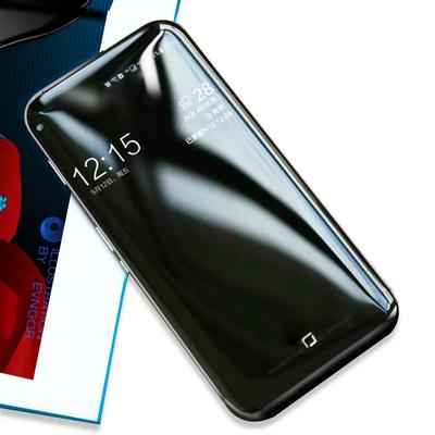 倍思 三星s8钢化膜s8+全屏全覆盖防摔3D曲面玻璃plus高清手机贴膜