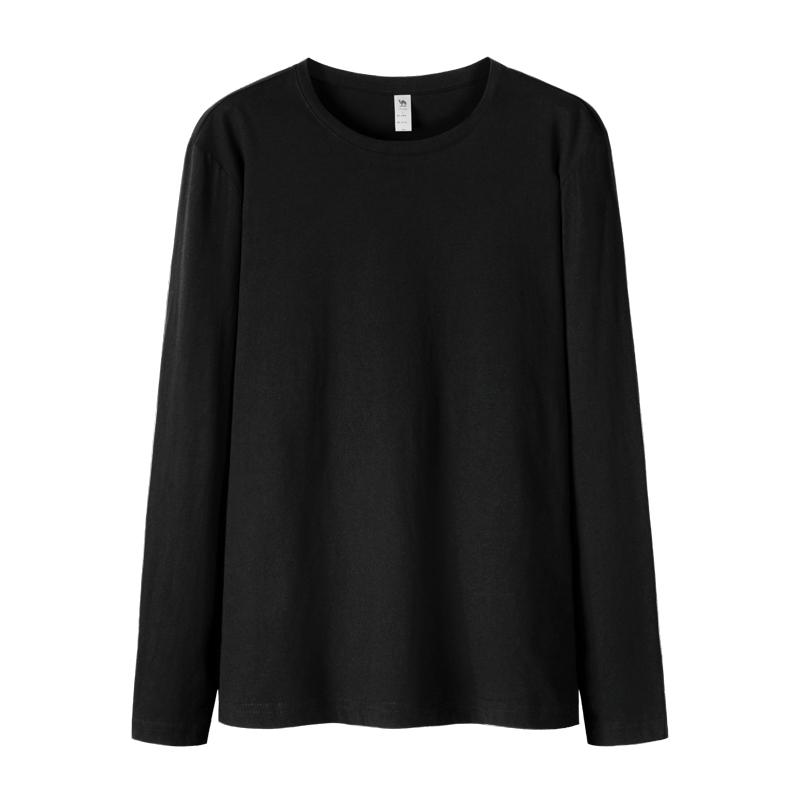 【骆驼】时尚纯棉长袖T恤