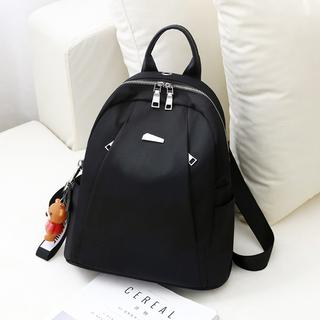 Oxford рюкзак женщина 2020 новый волна модный, подходит ко всему большой потенциал мисс случайный мешки холст немного назад пакет, цена 891 руб