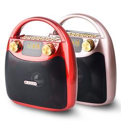 广场舞音响便携式小型迷你手提音箱户外移动播放器无线蓝牙地摊用