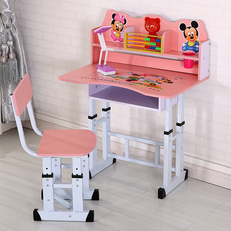 Children S Learning Table And Chair Set Homework Baby Kindergarten Student Simple Writing