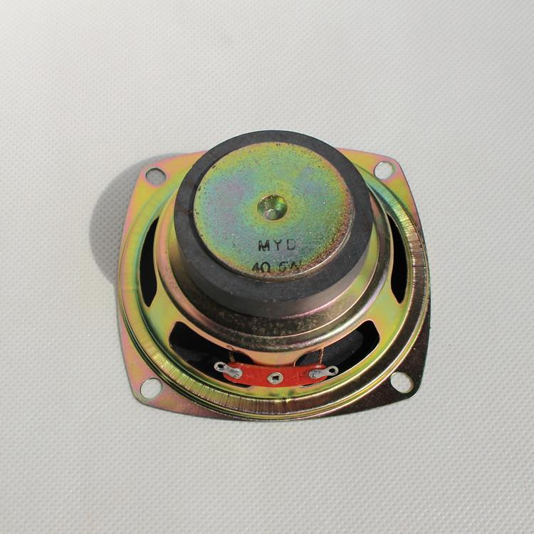 Электро-акустическое устройство Бесплатная доставка 3 дюймовый весь частота динамик 4 Ом 5 Вт мультимедийный компьютер динамик Аудио HiFi спикер края ткани динамик
