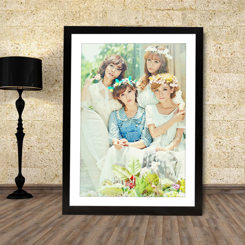 Wood Large Picture Frame Wall 12 Inch 14 16 18 20 24 30 32 A4