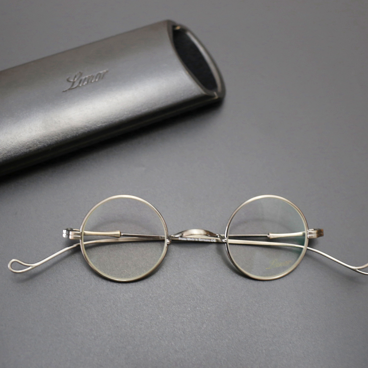 087fbf64b1 LUNOR ⅱ -Jmod 12 German high-end glasses frame round frame retro  ultra-light glasses frame glasses frame with the finished product