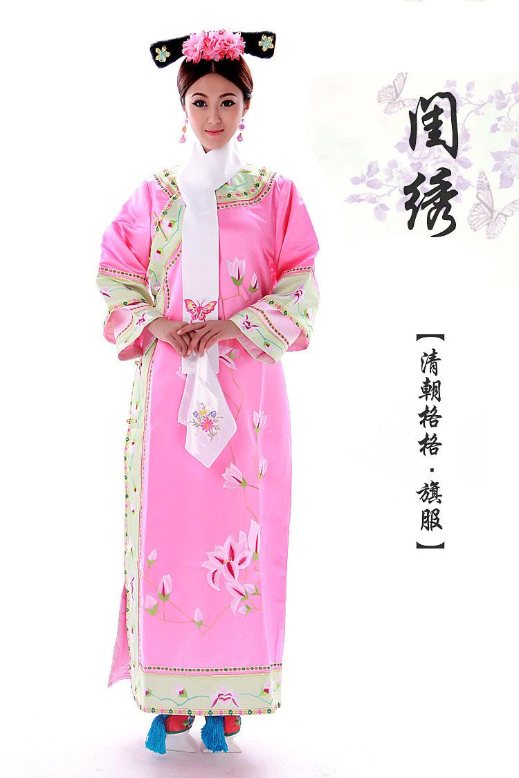 古装满族服饰_古代皇后服饰图片展示_古代皇后服饰相关图片下载