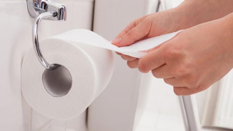 上厕所没纸怎么办,告别尴尬你需要它!