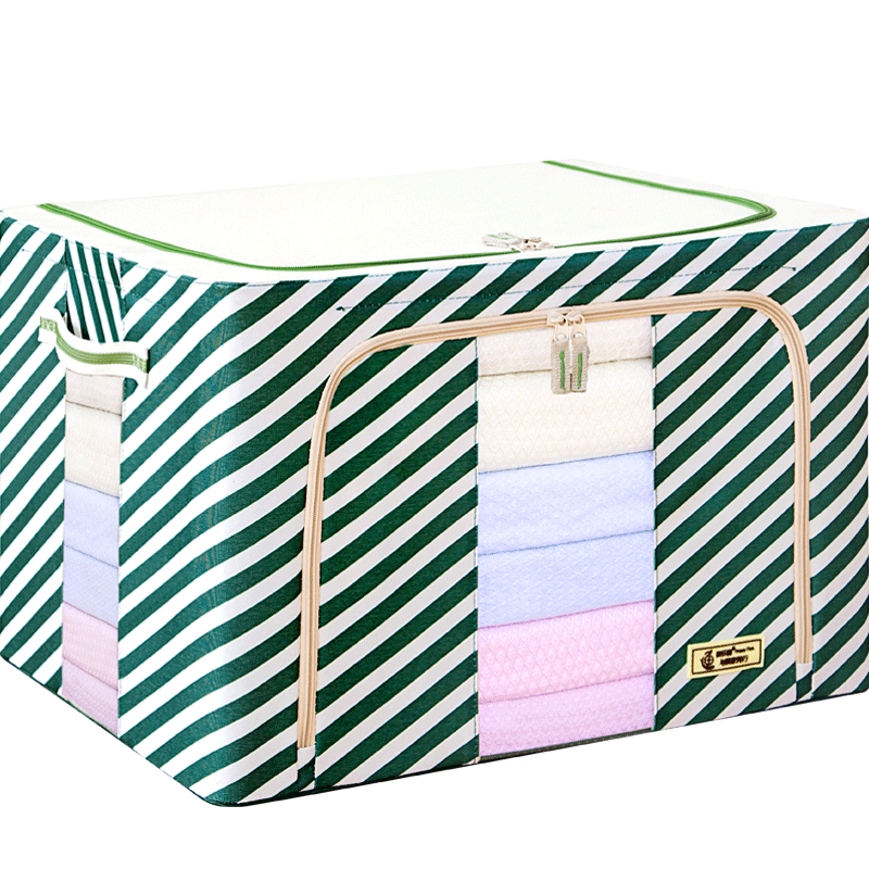 Clothes storage box Oxford cloth spinning box fabric storage box storage box extra large quilt clothing storage bag  sc 1 st  Ebuy7 & Clothes storage box Oxford cloth spinning box fabric storage box ...