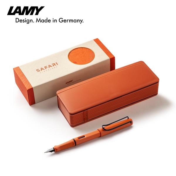 凌美LAMY狩猎钢笔礼盒,经典复刻版+书写流畅,300元左右送老师朋友礼物