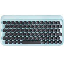 圆点蓝牙机械键盘键盘,送女友生日礼物