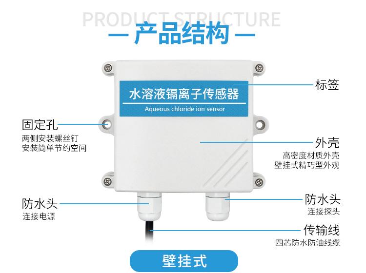水质镉离子传感器