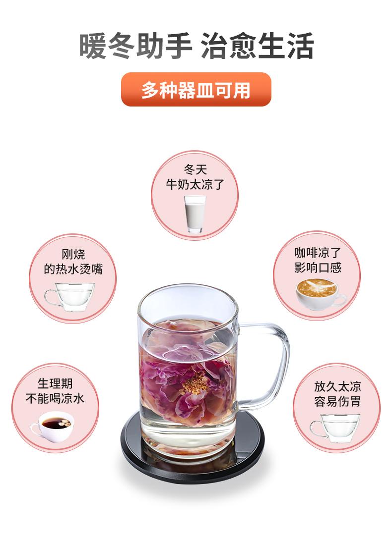 加厚帶把茶水分離玻璃杯辦公室耐熱透明過濾泡茶杯帶蓋水杯 【3C創意生活館-可開發票】