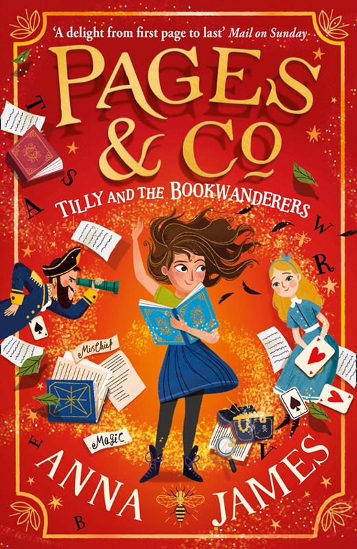 [文閲原版]Pages Co.穿梭童話故事集2冊 英文原版 童話歷險 奇幻兒童文學 9-12歲