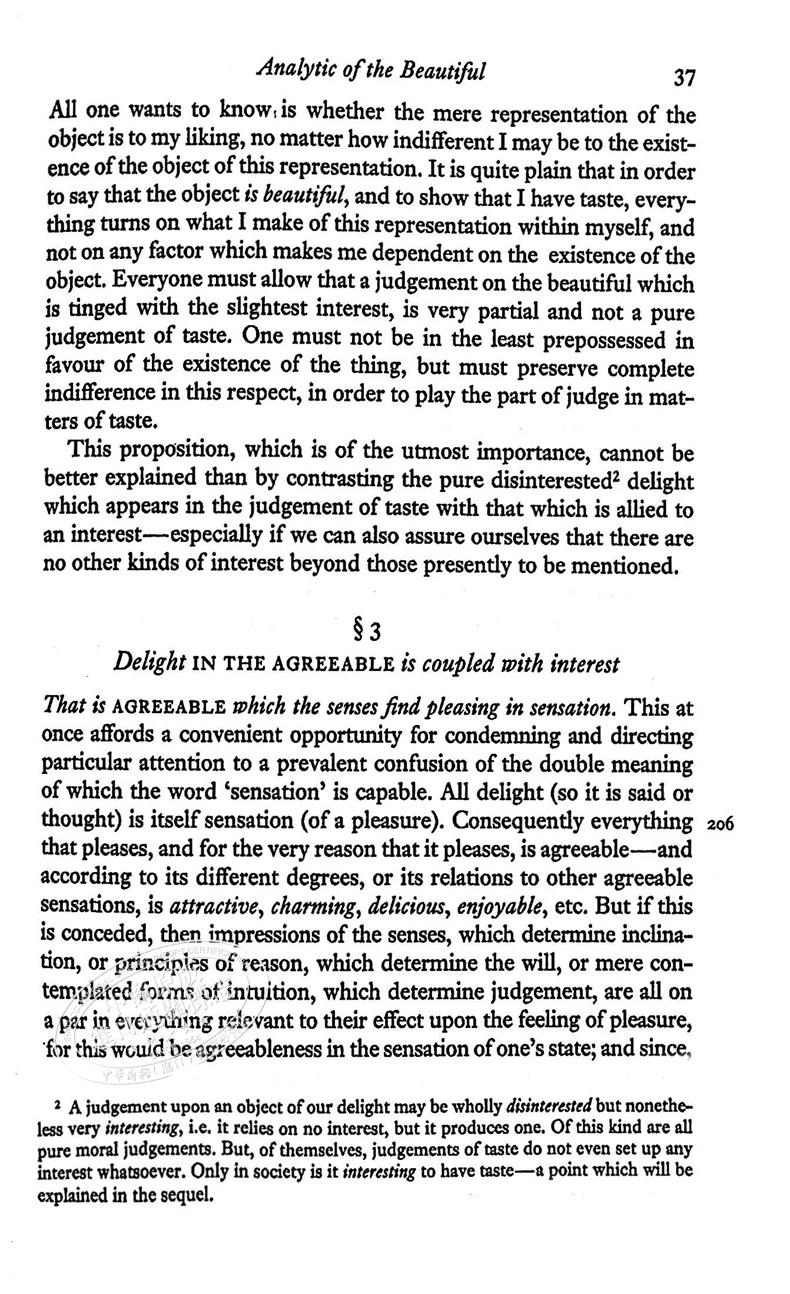 【中商原版】康德:判斷力批判(牛津世界經典系列)英文原版 Critique of Judgement (Oxford Worlds Classics)  哲學