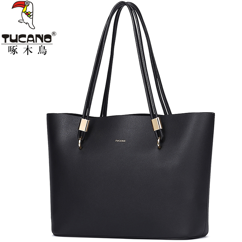 Woodpecker bag 2018 new trend ladies casual fashion handbag shoulder bag  female handbag handbag big bag 4964336903