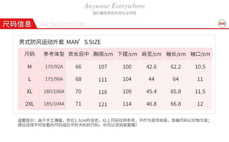 清仓1.6折 地球科学家 18款 男防风透气弹力针织外套 图5
