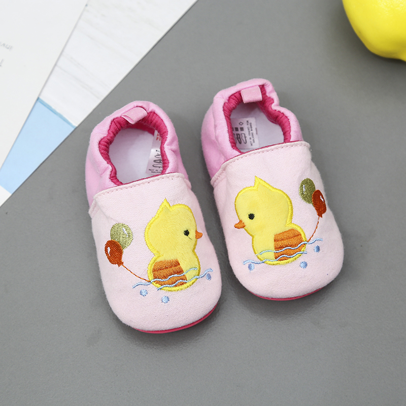 PINK DUCK SINGLE SHOES
