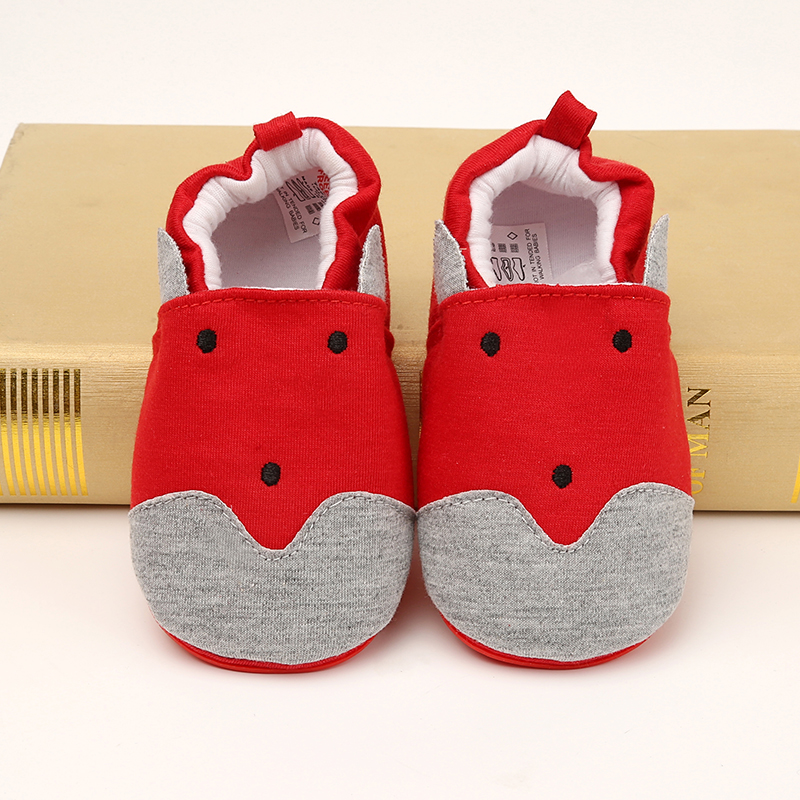 RED FOX SINGLE SHOE SOLE