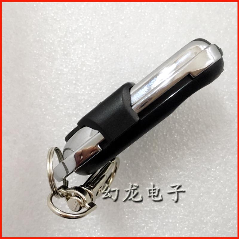 Universal universal type copy scrolling code Garage door flap door remote  control Electric door shutter door key 433