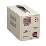 Delixi AVR-500VA/500W Air Conditioner, Refrigerator, TV, Audio, Household Appliances, Automatic AC Voltage Regulator