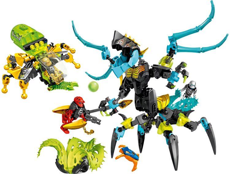 得高10588超级工厂玩具儿童v工厂联盟兽英雄拼装益智女王积木