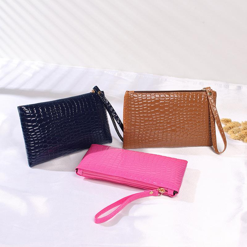 2020新款手拿包女时尚韩版女包包妈妈包手机包女手抓包零钱包