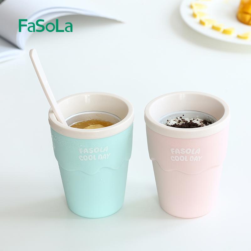 冰沙杯自制碎碎沙冰杯diy雪糕冰棒奶昔模具冰淇淋v雪糕冰激凌果汁