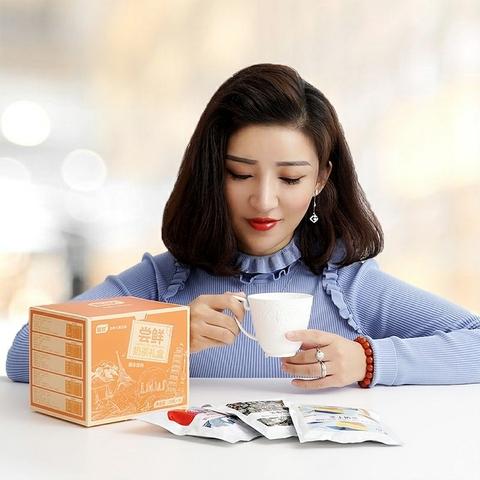 北纬七度 手工袋装港式芝士奶茶尝鲜组合 无奶精冲饮冲泡饮品10包