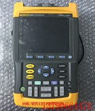 Spot Fluke 199B oscilloscope FLUKE199b 200 trillion 2.5G sampling isolated dual channel oscilloscope