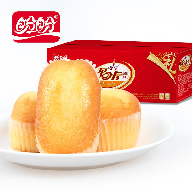 速抢!盼盼欧咔蛋糕720g