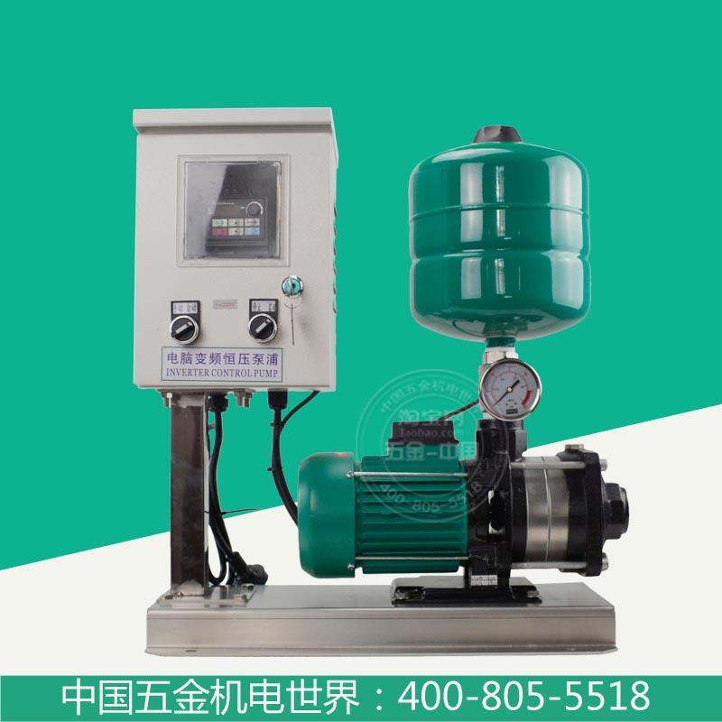 德国威乐水泵MHIL203/204/205/206恒压供水增压泵新箱体式变频泵