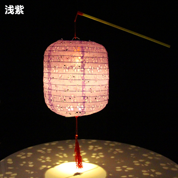 Светло сиреневый Порошковый диаметр 15 см
