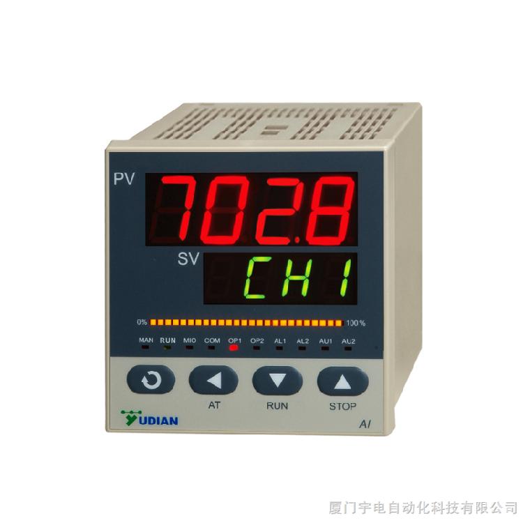 Терморегулятор Сямэнь Ю. электрические. Ю. Электрический инструмент. Ю. экспонометр. юдиан АИ-7048-Тип 4-канальный ПИД регулятор температуры