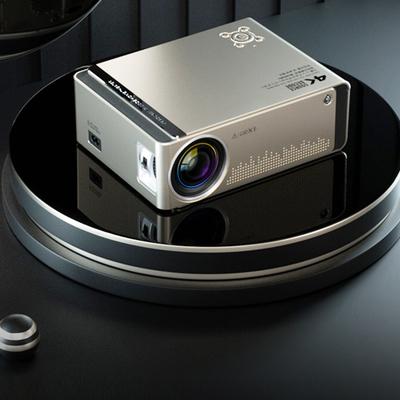 2021新款手机投影仪家用超高清1080P 4K智能一体机无线微小型投影机便携式家庭影院学生宿舍卧室投墙5G投影仪