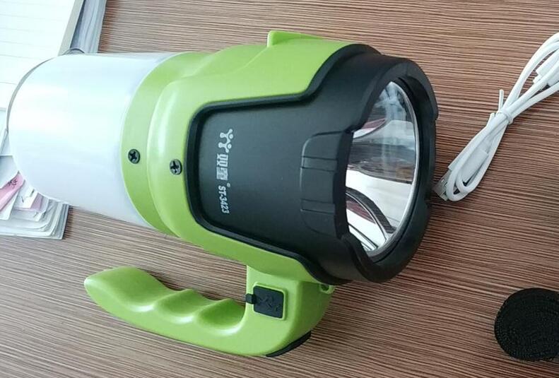科技缔造你的便捷照明,多功能疝气手电