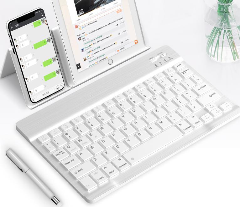 便携键盘,手感舒适易清理4
