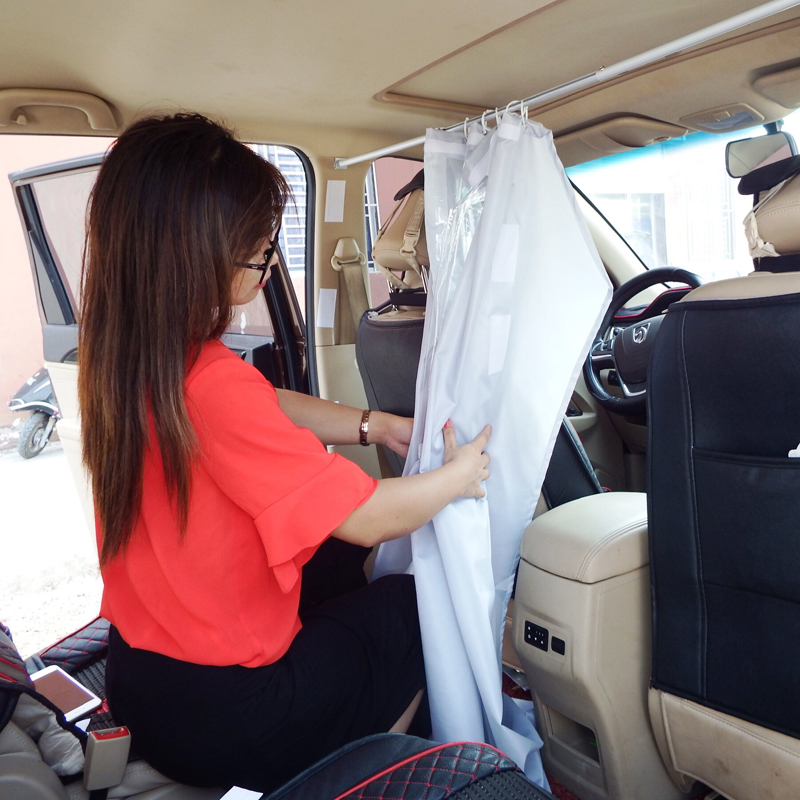 Upgraded Version Of The Car Privacy Block Van Insulation Curtains