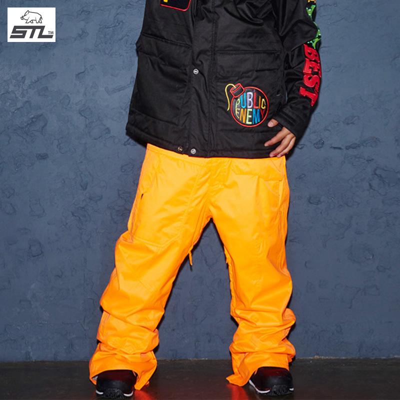 e334f1365f USD 180.00  Waterproof ski pants men s veneer STL authentic Korean ...