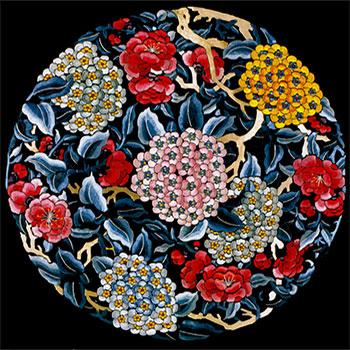 Цветок гортензии 00001