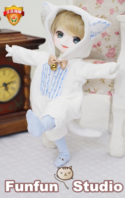 taobao agent A small amount of stock BJD doll clothes, puppet clothes, cats, cats, 1/6 YOSD DK DZ without baby