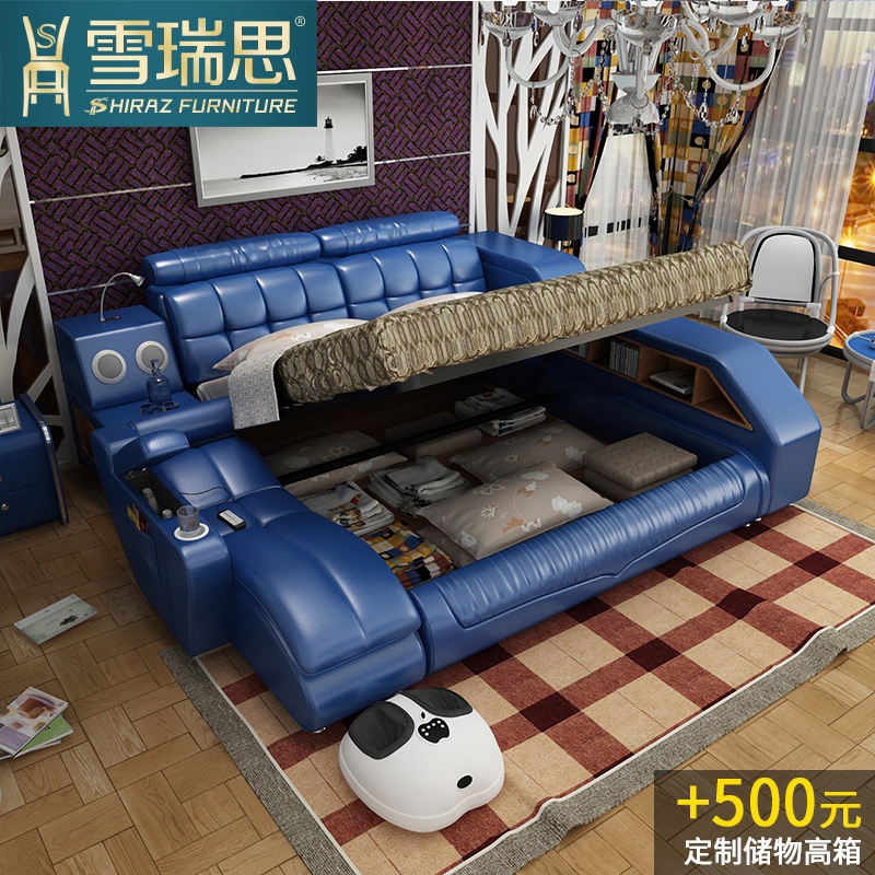 shiraz FURNITURE榻榻米床006-3