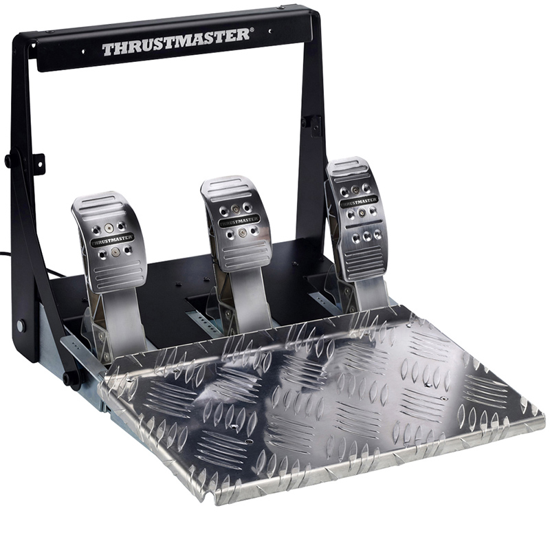 Thrustmaster map horse TH8A manual 7-speed gearbox hand