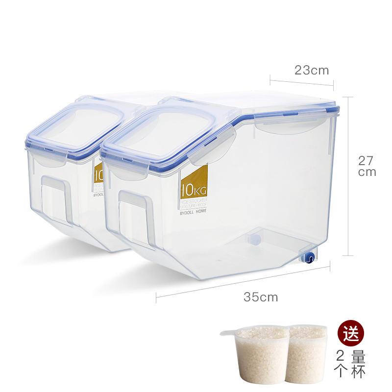 Transparent 2 packs (send cup)