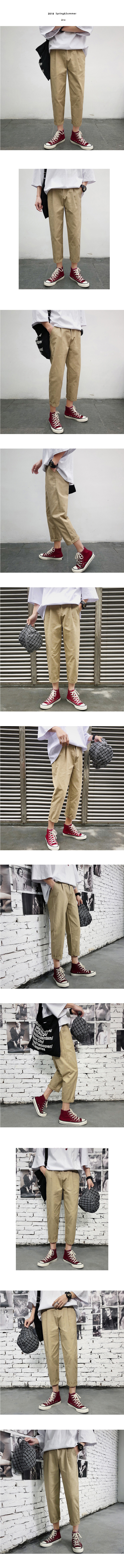 K891/P45加绒/P50加厚韩版休闲裤男宽松长裤潮直筒帅气大码男裤子
