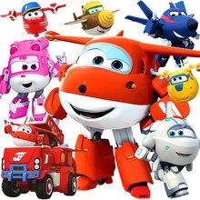 超级飞侠9变形机器人全套装乐迪大号多多小爱新款金小子男孩玩具