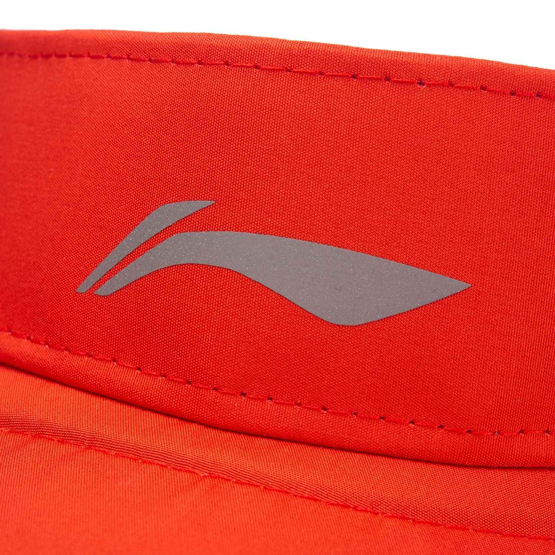Шапки и кепки для туризма и кемпинга Ли нин, пустой верхней шляпа мужские дамы 2018 новых серий бега светоотражающие спортивная шапка amxn008